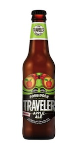 Forbidden Traveler Apple Ale