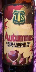 Autumnus - Hazelnut Double Brown Ale
