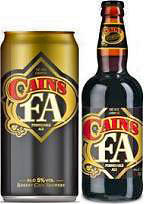 Cains Formidable Ale