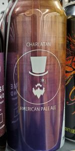 The Charlatan Pale Ale