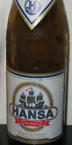 Hansa Imported Dortmunder
