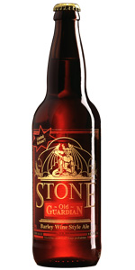 Stone Old Guardian Barley Wine Style Ale 2000