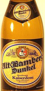 Kaiserdom Alt-Bamberger Dunkel
