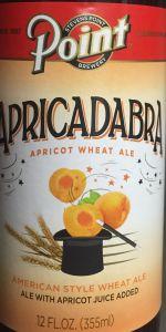 Apricadabra Apricot Wheat Ale