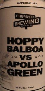 Hoppy Balboa V. Apollo Green