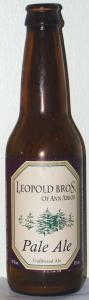 Leopold Bros. Pale Ale
