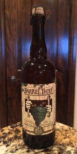 Barrel Thief Oak Aged DIPA
