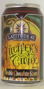 Lucifer's Cuvee - Double Chocolate Rye Stout