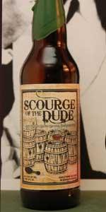 Scourge Of The Dude Barrel Aged Barleywine