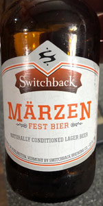 Switchback Marzen