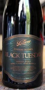 Black Tuesday - Port Barrel-Aged