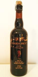 Trader Joe's 2014 Vintage Ale