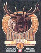 Rutting Elk Red