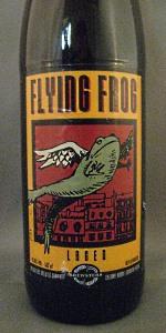 Flying Frog Lager