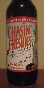 Chasin' Freshies 2014 - Mosaic