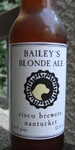 Bailey's Blonde Ale