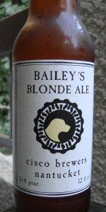 Bailey's Blonde Ale