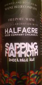 Maine / Half Acre - Sapping Mammoth
