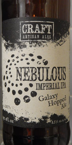 Nebulous Imperial IPA