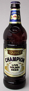 Young's Champion Live Beer