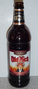 Young's Old Nick Barley Wine Ale