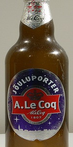 A. Le Coq Jõuluporter