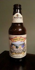 Nooner Pilsner