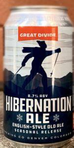Hibernation Ale