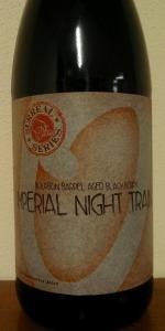 Bourbon Imperial Night Train Blackberry