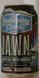 J.A.W.N. Juicy Ale With Nugget