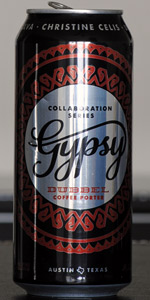 Christine Celis Gypsy Dubbel Coffee Porter