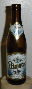 Primátor Double Bock Beer