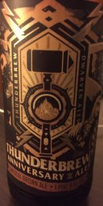 Thunderbrew Anniversary Ale