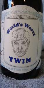 Jester King / Evil Twin World's Worst Twin