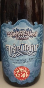 Wicked Weed / New Belgium - Tributary