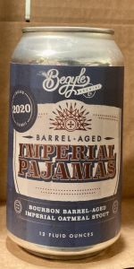 Barrel Aged Imperial Pajamas Stout