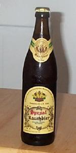 Spezial Rauchbier Bockbier