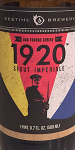 1920 Stout Imperiale
