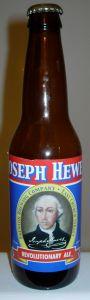 Edenton Joseph Hewes Revolutionary Ale