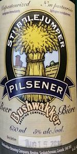 Stubblejumper Pilsner