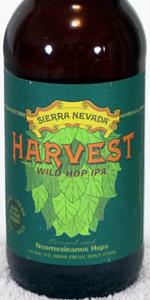 Harvest Wild Hop IPA - Neomexicanus Varietal