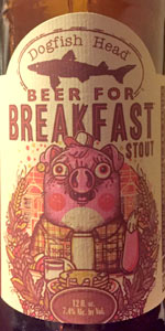 Beer For Breakfast Stout