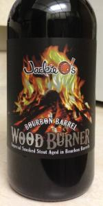 Bourbon Barrel Wood Burner