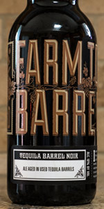 Tequila Barrel Noir