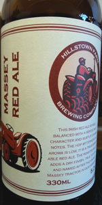 Massey Red Ale