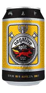 Negative Split Belgian Ale