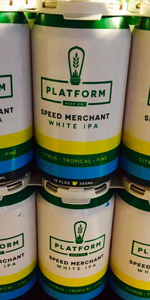 Speed Merchant White IPA