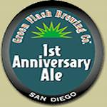 Green Flash Anniversary Ale 2003