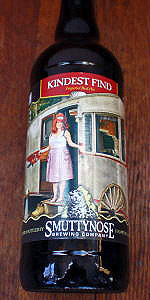 Smuttynose Kindest Find Imperial Red Ale