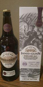 Innis & Gunn Limited Edition Oak Aged Highland Ale